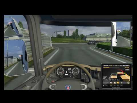 Euro Truck Simulator 2 Gold Lets Play - Ep1  