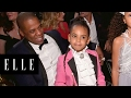 Blue Ivy Stole the Show at the 2017 Grammys | ELLE