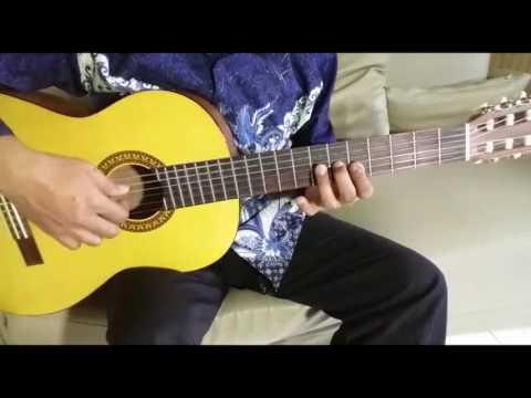 Sirih Kuning - Lagu Daerah Jakarta (Fingerstyle Cover)