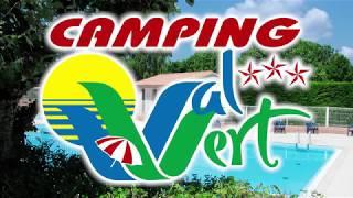 Camping Val-Vert à Royan