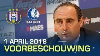 🔎 Voorbeschouwing Anderlecht - KAA Gent (PO1 2018)