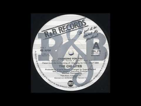 The Chi-Lites - Changing For You