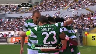 Video Gol Pertandingan Estoril Praia vs Vitoria Guimaraes