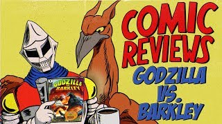 Godzilla vs. Barkley - MIB Comic Reviews Ep 7