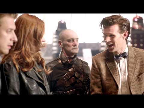 Say Geronimo - The Eleventh Era (Doctor Who)
