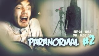 MADNESS CONTINUES! - Paranormal - Part 2 - Free Indie Horror Game. (+Download)
