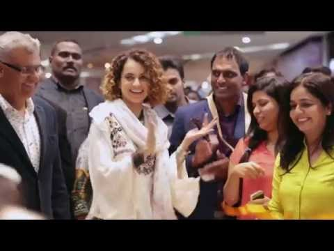 Kangana Ranaut inaugurates India's 55th Lifestyle Store at Phoenix Marketcity Bangalore