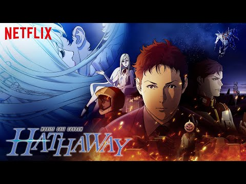 """""""Mobile Suit Gundam Hathaway"""" Coming Soon exclusively on Netflix"""