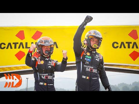 2021 WRC Rally Spain - HIGHLIGHTS