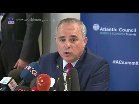 World Energy Congress | H.E. Dr. Yuval Steinitz, Minister of Energy and Water Resources of Israel