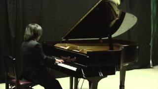 L.V.Beethoven : Piano sonata No.31 As-dur Op.110 1st mov