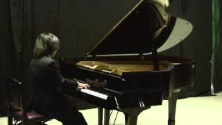 L.V.Beethoven : Piano sonata No.31 As-dur Op.110 1st mov