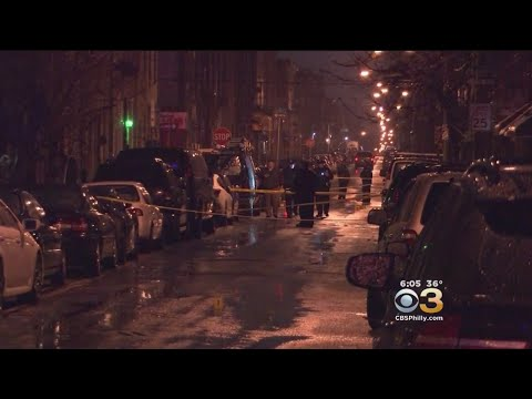 2 Suspects Arrested After Apparent Shootout, Police Chase In South Philadelphia