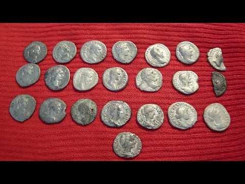 хотели купить поиск серебряных монет металлоискателем будете