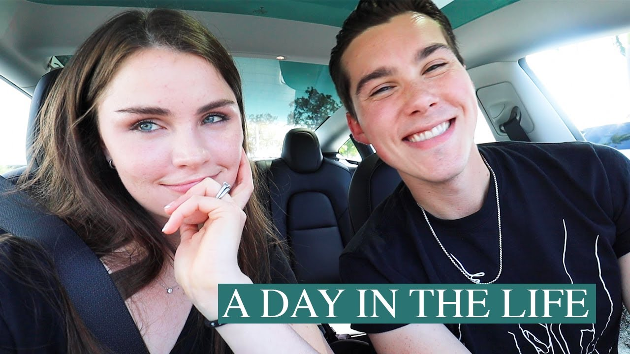 A DAY IN THE LIFE (car shopping, arguing, cooking, kinda everything)