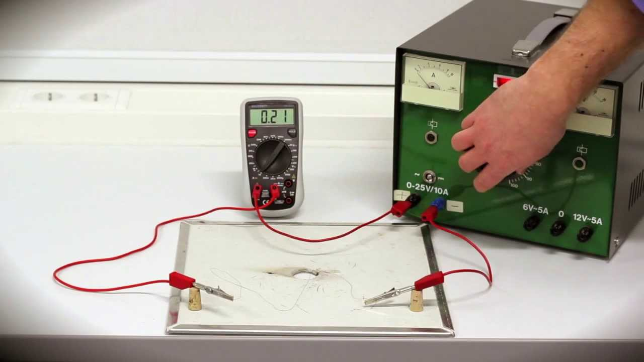 For An Electric Baseboard Heat Thermostat Wiring Diagram Heating Effect Of A Current Youtube