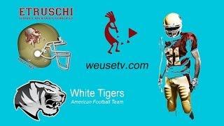 Etruschi Livorno Vs White Tigers Massa - 2Q - (40-20) - 27/04/14
