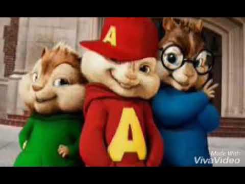 Alvin e os esquilos cantando (Fernando Daniel - Espera)