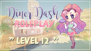 Minecraft ≡ Diner Dash Roleplay ≡ LEVEL TWELVE | DRUGGED & ROBBED?!