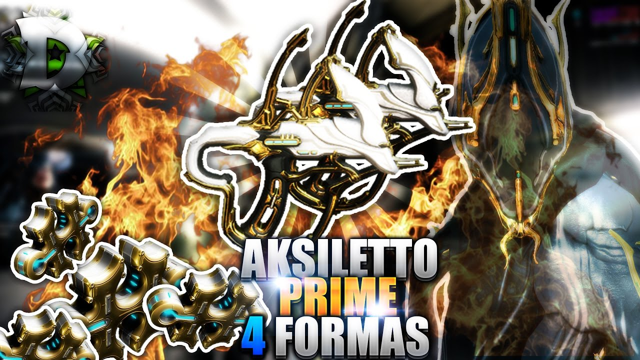 build akstiletto prime 4 formas warframe espa u00d1ol