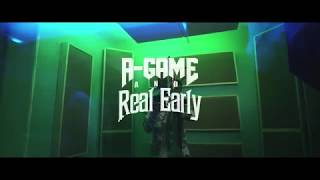 A-Game & Real Early - Kaepernick ( Official Video ) Shot By @VickMont