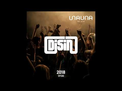 Dj SIN - Sauna Tel-Aviv 2018 (Official Set)