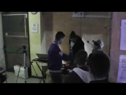 Snarkio & Dj Arf live + Morbo Freestyle @Gaia Café  by Evo Project Italy