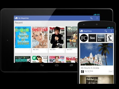 Google Play Newsstand Hands-On Review