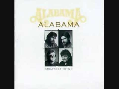 Alabama - Lady Down On Love
