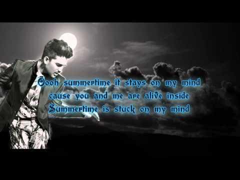 Adam Lambert - The Original High (lyrics)