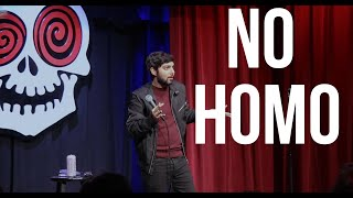No Homo Neel Nanda Stand Up Comedy