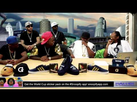 G-Unit On GGN News With Snoop Dogg!