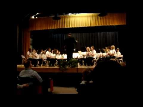 Macomb Junior High School Band