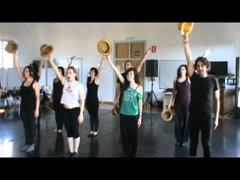 Escuela Municipal de Teatro Zaragoza. Taller Musical 3 º curso