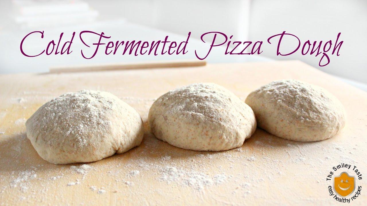 Cold Fermented Pizza Dough/Impasto Pizza a Lunga Lievitazione - YouTube