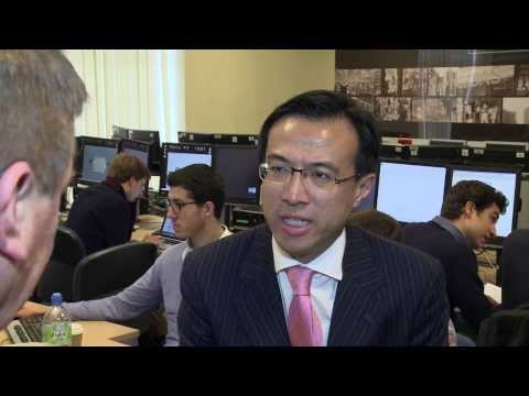 Terence Tse ESCP Europe on youth unemployment for China Central Television