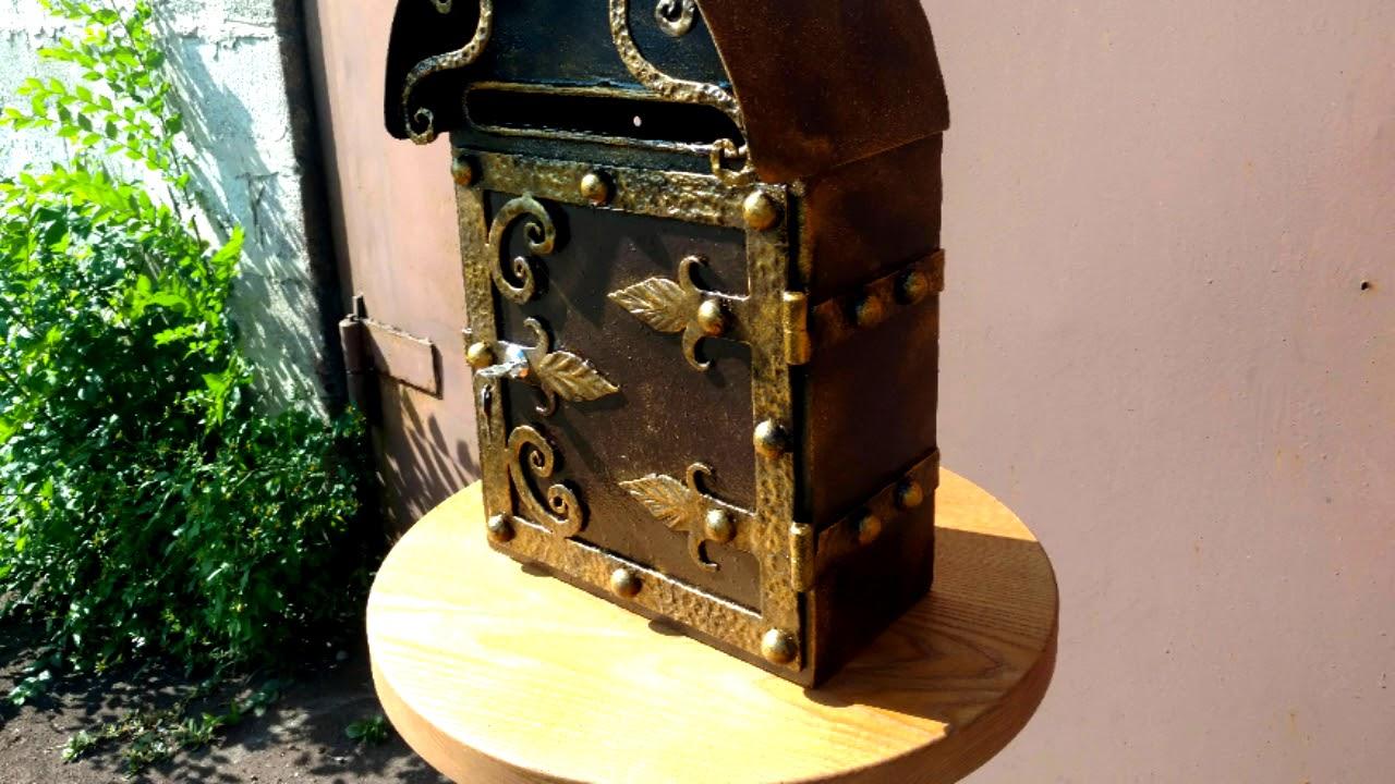 почтовые ящики своими руками из металла фото что для