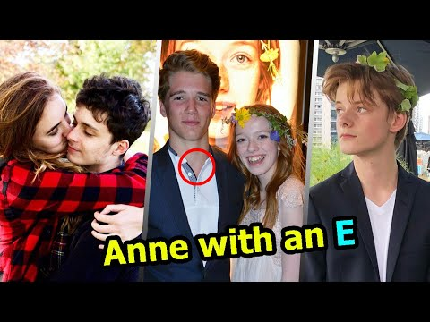 Parejas de La SERIE Anne with an E ? En La VIDA REAL ?