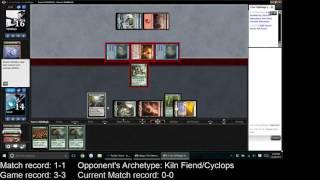 RG Domain vs UR Kiln Fiend/Wee Dragonauts