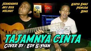 Tajamnya Cinta_Cover Akustik [Edy & Yhan] Gitaris Tunanetra Asal Bima NTB