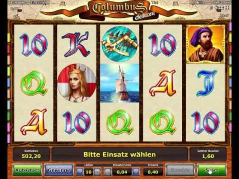Columbus deluxe spielautomat kostenlos online spielen