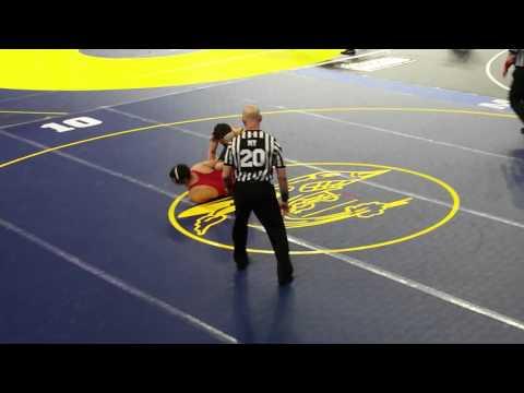 Brandon Garcia vs Beau caster Marquette