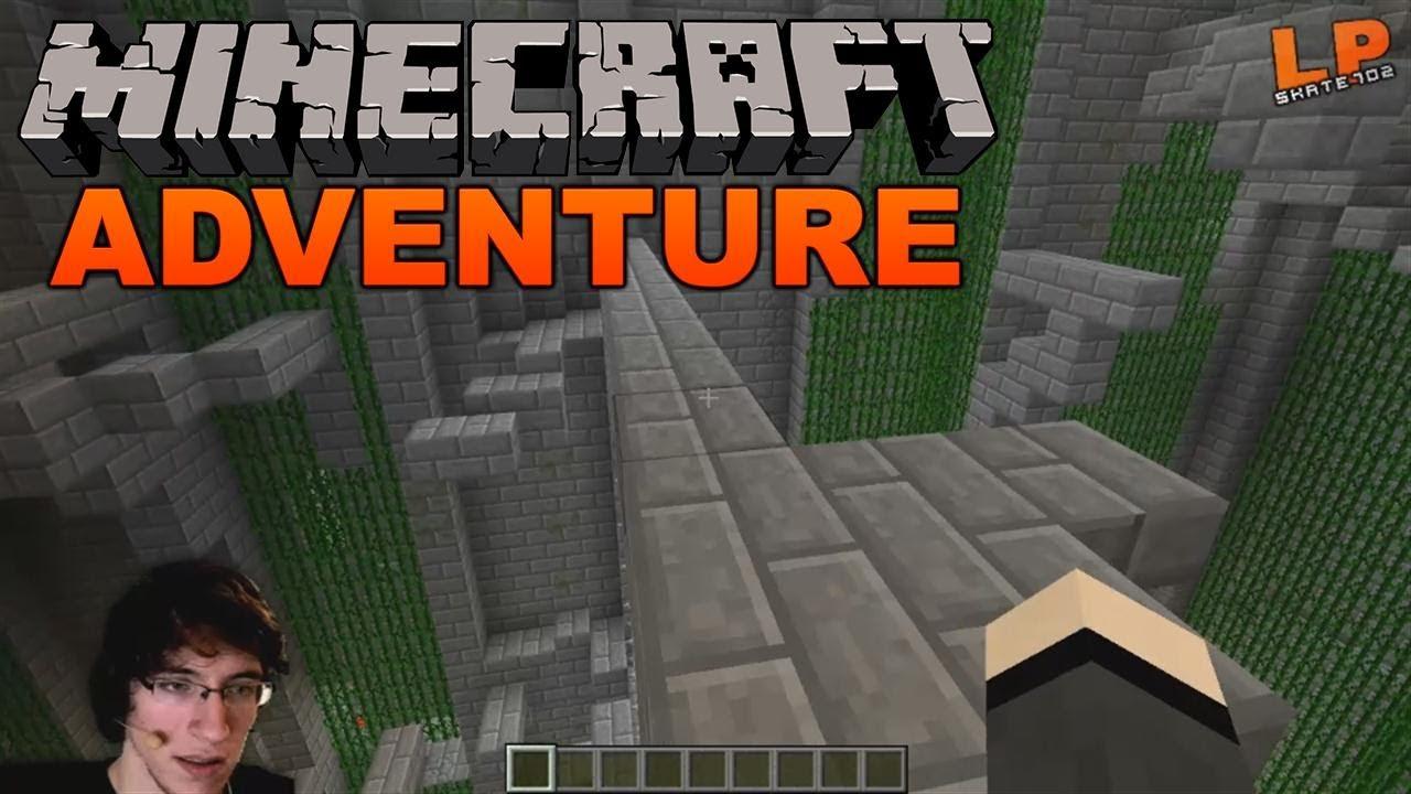 """Master ebene: """"dungeon runner"""" #12 minecraft adventure maps."""