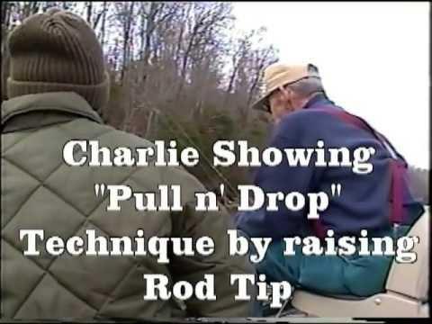 "Charlie Brewer Sr Slider 1999 Demo: ""Polish the Rocks"","" Pull n Drop"",  ""Sweep the Hook"""