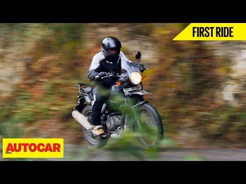 Royal Enfield Himalayan | First Ride | Autocar India