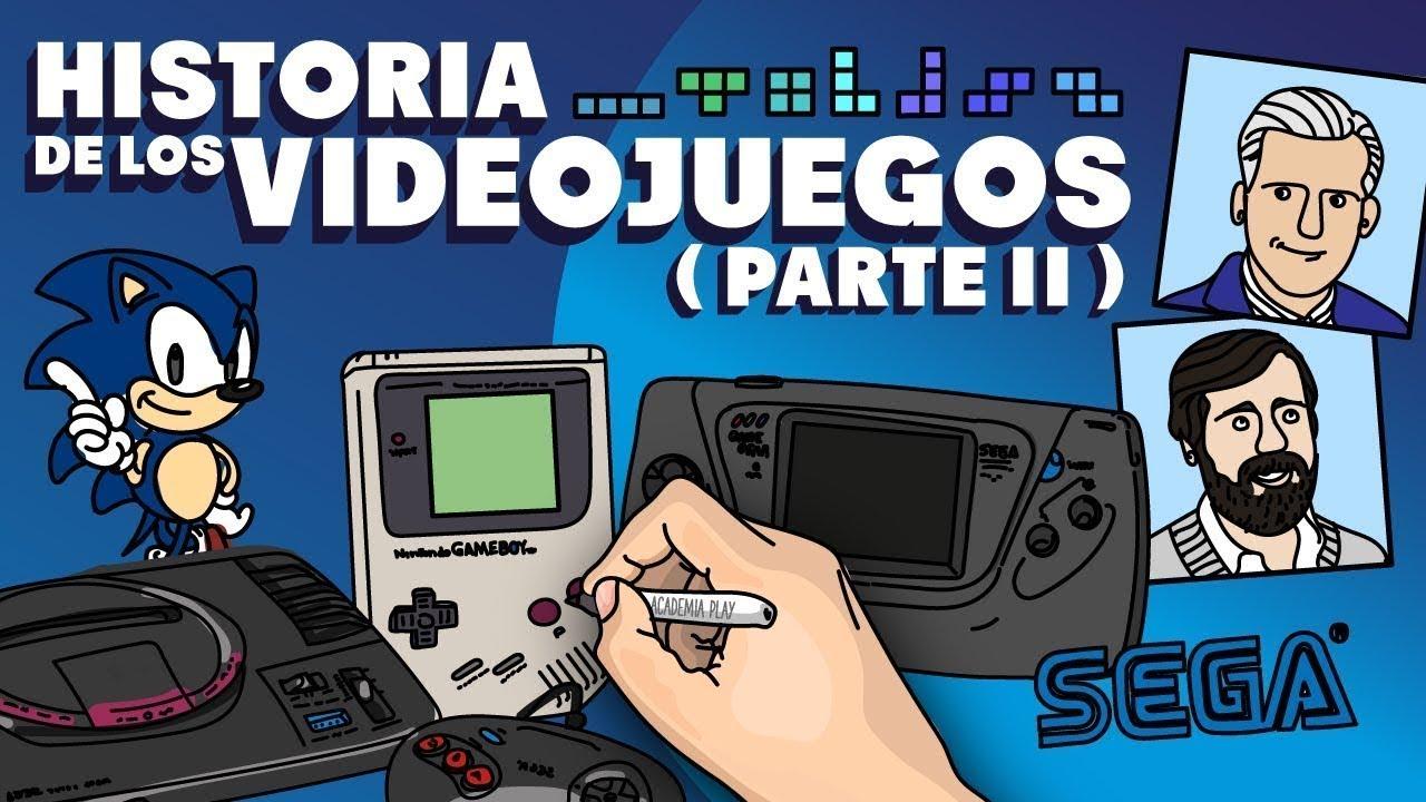 Historia de los Videojuegos (1983-1994) Parte II