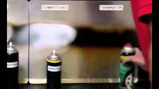 Remove Tar and Bugs with Stoner Tarminator Bug and Tar Remover