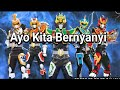 Semua Orang Bernyanyi Lagu Legend Hero Bahasa Indonesia