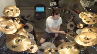 Genesis-Eleventh Earl Of Mar Drum Cover