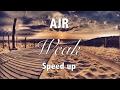 AJR - Weak(speed up) video & mp3